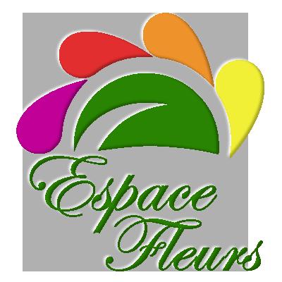 logo espace fleurs la garde