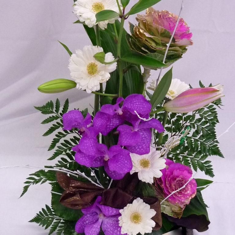 bouquet espace fleurs la garde