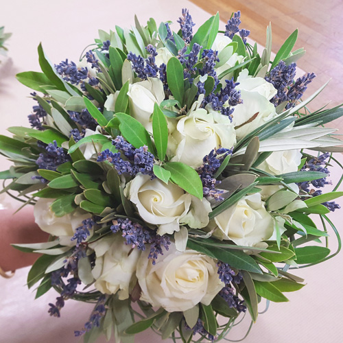mariage espace fleurs la garde